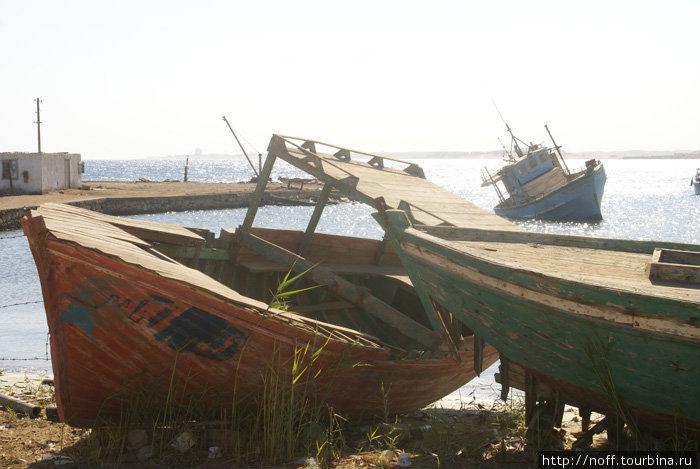 Эль-Кусейр городок рыбаков