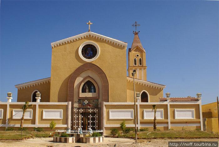 Эль-Кусейр Коптская церковь
