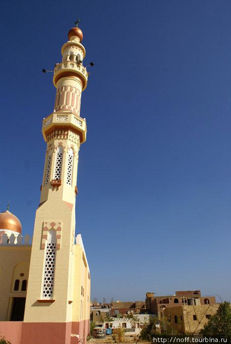 Эль-Кусейр Новая мечеть