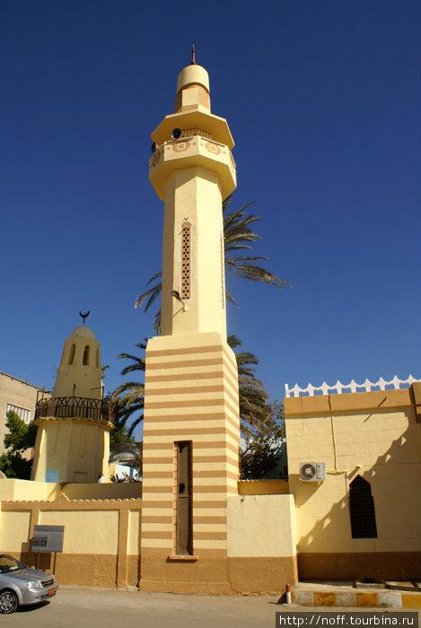 Эль-Кусейр старая мечеть