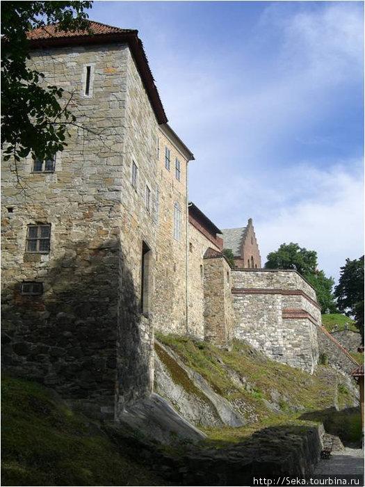 Замок и крепость Акерхус
