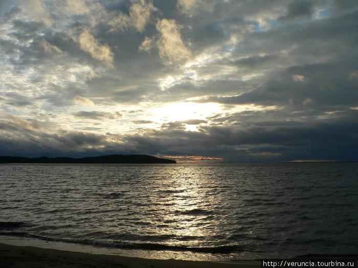 Великие озера и незабываемые закаты