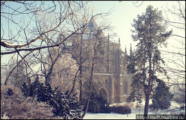 Собор Святой Варвары (1388-1547)