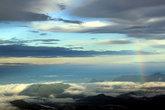 Радуга над горами