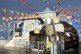 Храм на вершине Пика Адама фотографировать запрещено
