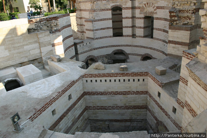 Развалины крепости Вавилон
