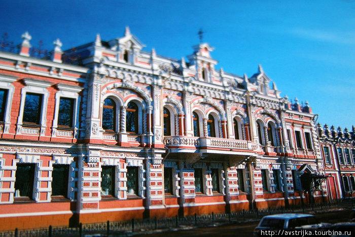 дом Богарсуковых