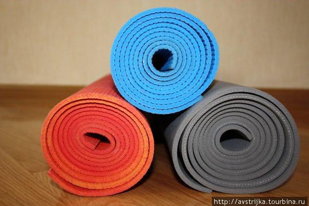 йога-коврики