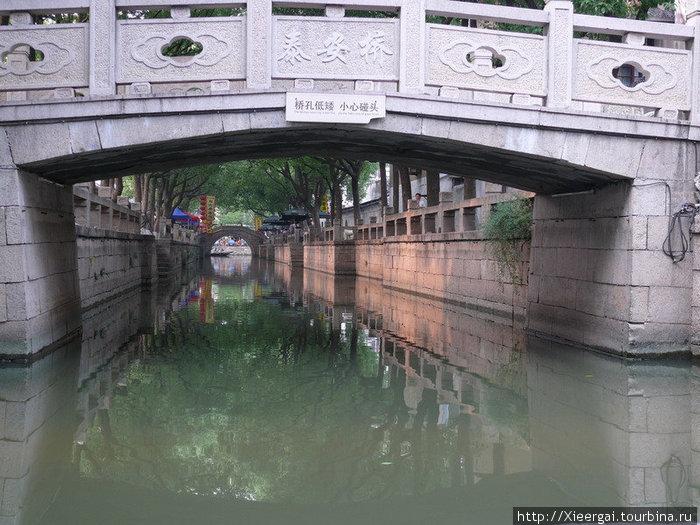 Каналы Тунли