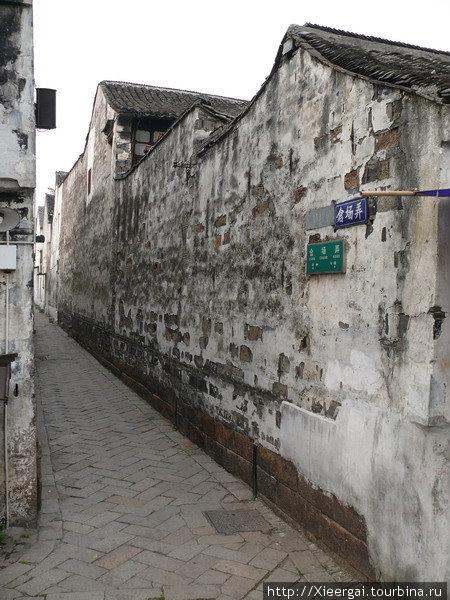 Улица в Тунли