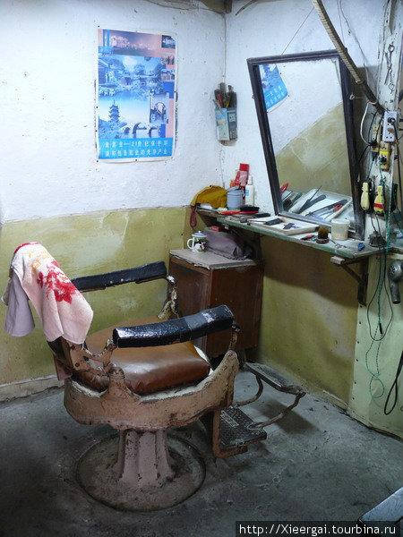 Можно подстричься в традиционной парикмахерской