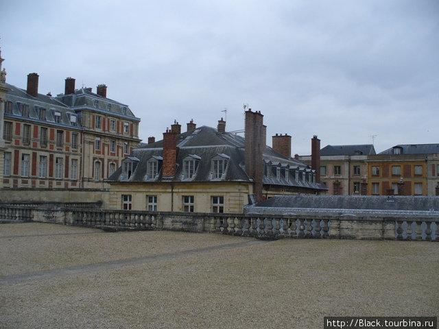 Крыши Версаля (города)