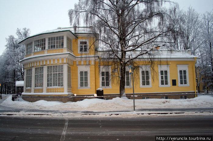 Дача Пушкина, ныне музей