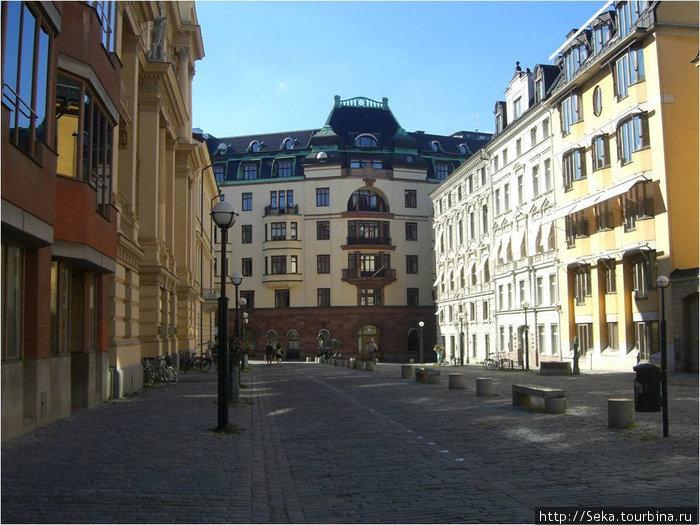 Площадь Блазихолмсторг