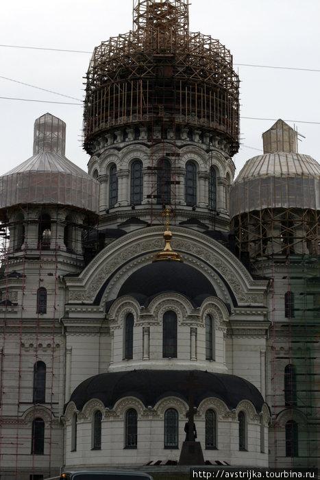 Вознесенский собор в Новочеркасске