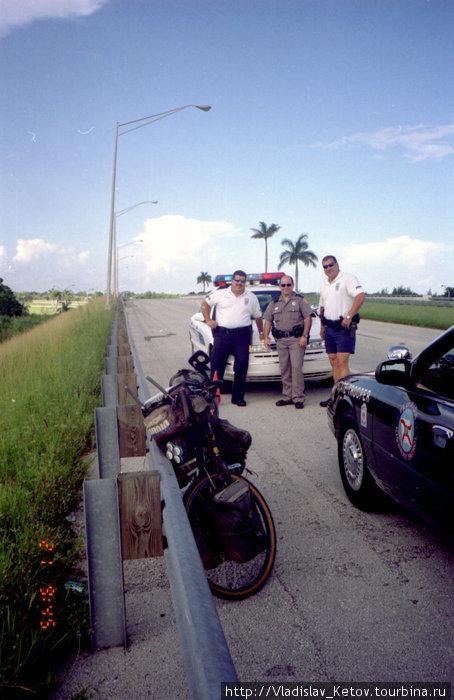 Встреча на дороге