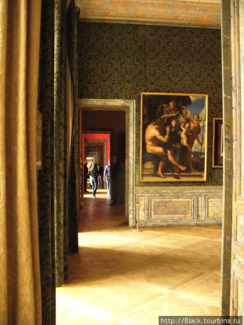Картинная галеря Версаля