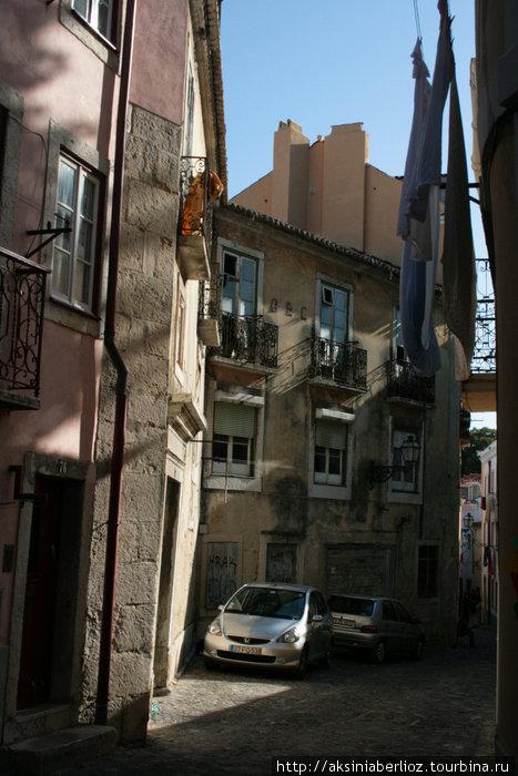 дворики в Алафаме