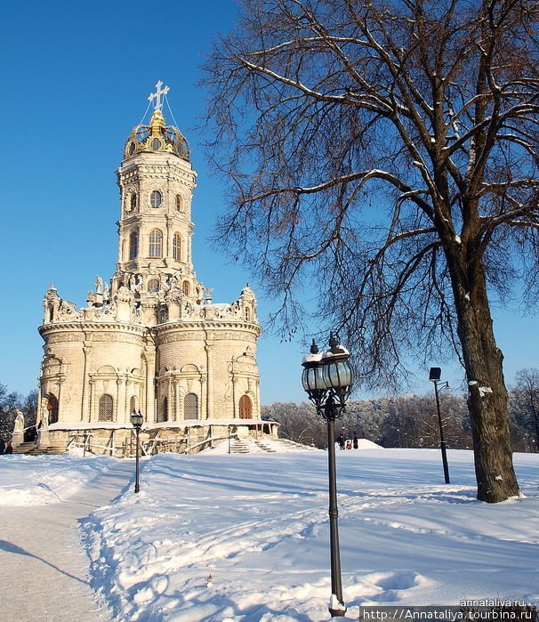 Дубровицкая церковь