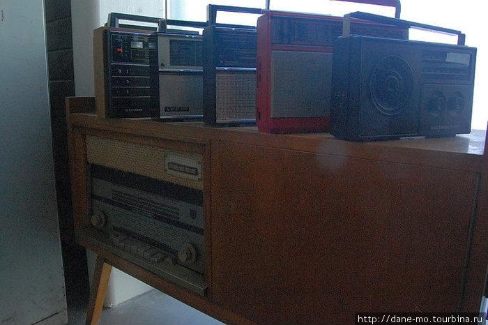 Старые радиоприемники