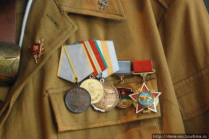 Советские награды