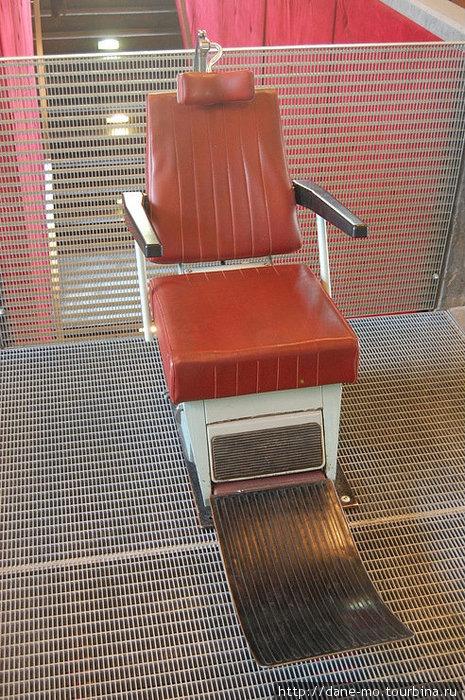 Кресло зубного врача