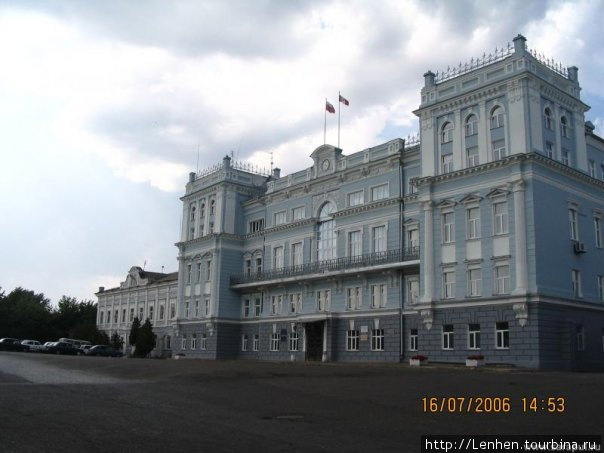 Администрация Сарапула