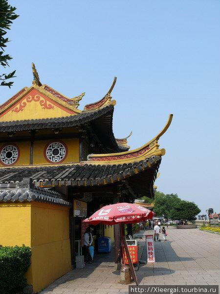 Храм Цзянсиньсы