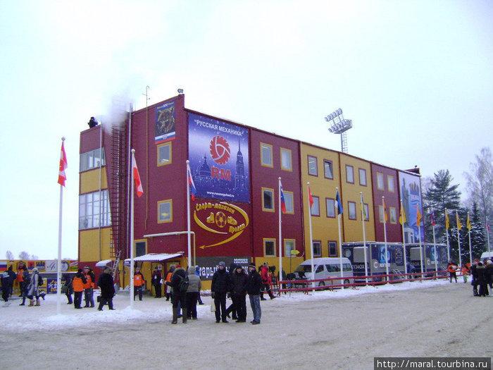 Дёминский пресс-центр