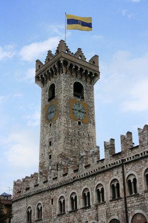 башня Палаццо Преторио
