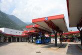 автобусная станция в Тренто