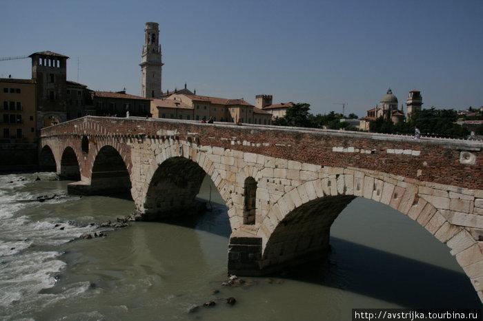 мост Ponte Pietro