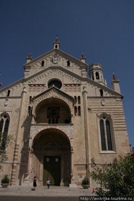 фасад Duomo