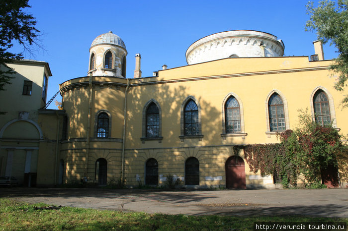 Чесменский дворец.
