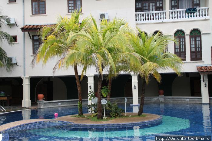 Отель Ланай (Лангкави).