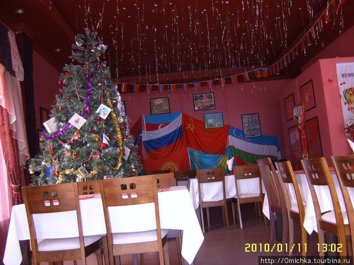 Ресторан СССР (Лангкави)