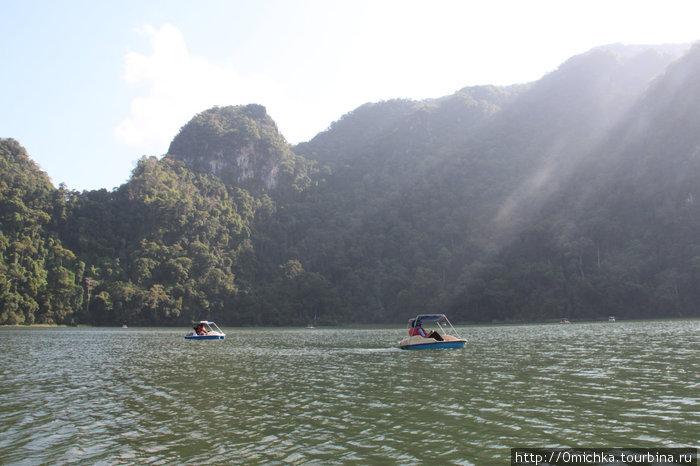 Озеро Беременной девы (Лангкави)