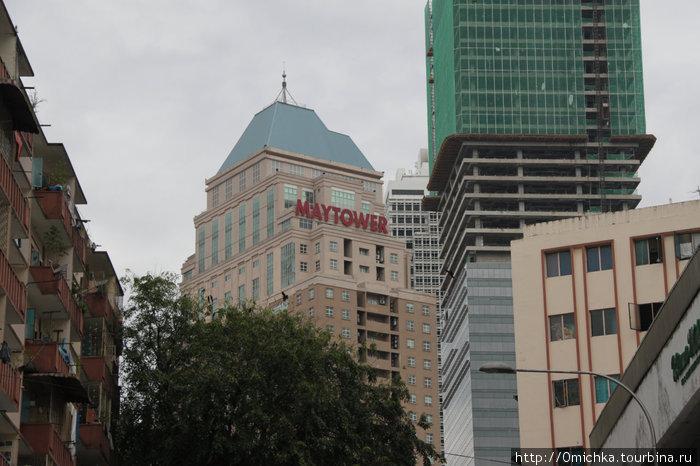 Отель Maytower (Куала Лумпур)