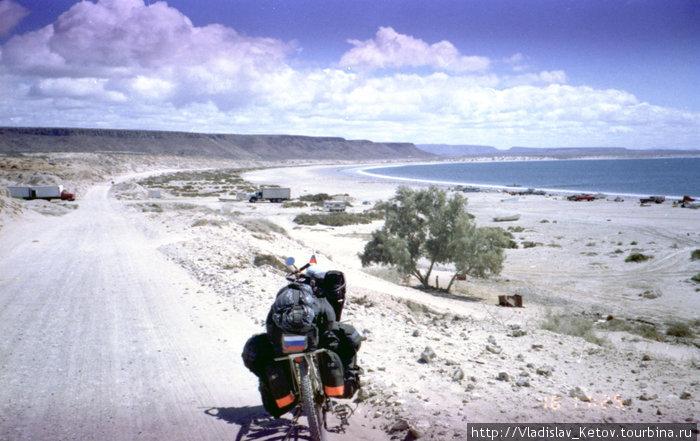 Тихоокеанское побережье Мексики.