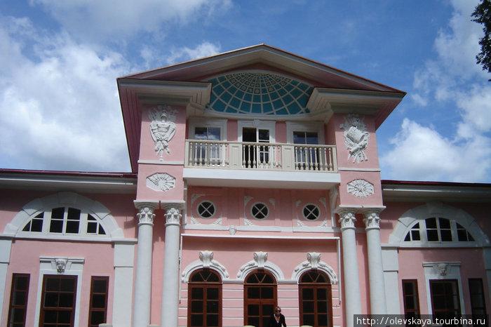 Дом Брянчаниновых в Покро