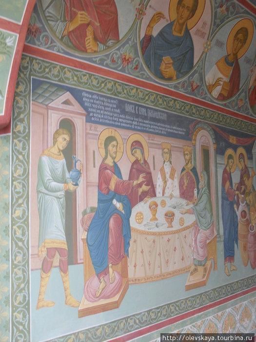 В Толгском монастыре