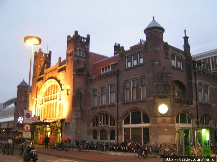 Вокзал-замок
