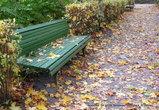 Осень в усадьбе.