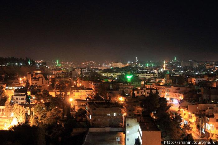 Ночью в Хаме