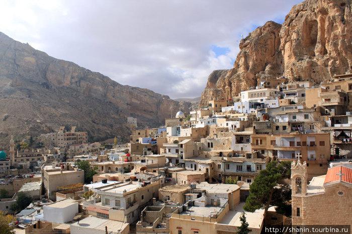 В деревне Маалула продолжают говорить на арамейском языке