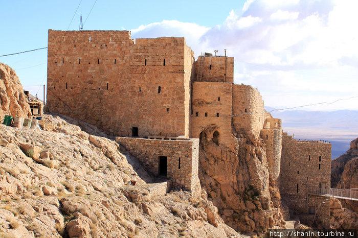 Монастырь Мар Муса