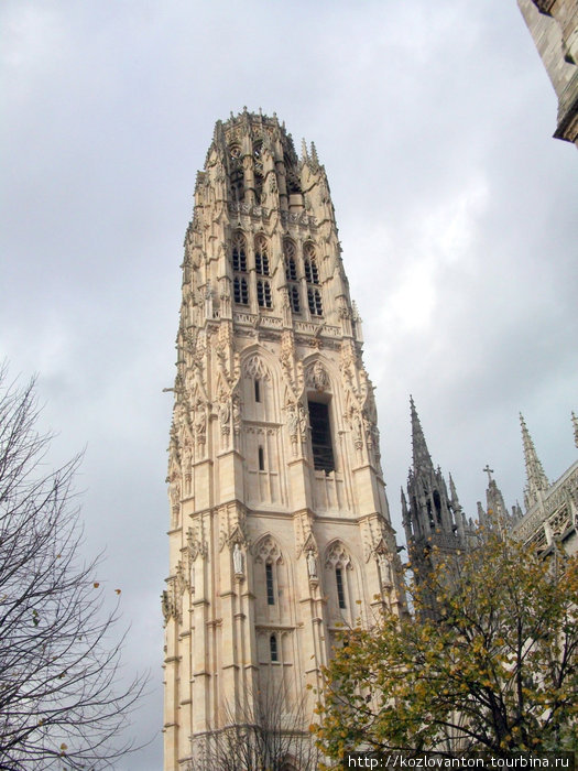 Масляная башня.