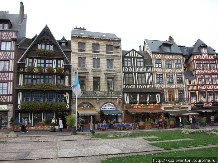Площадь старого рынка.
