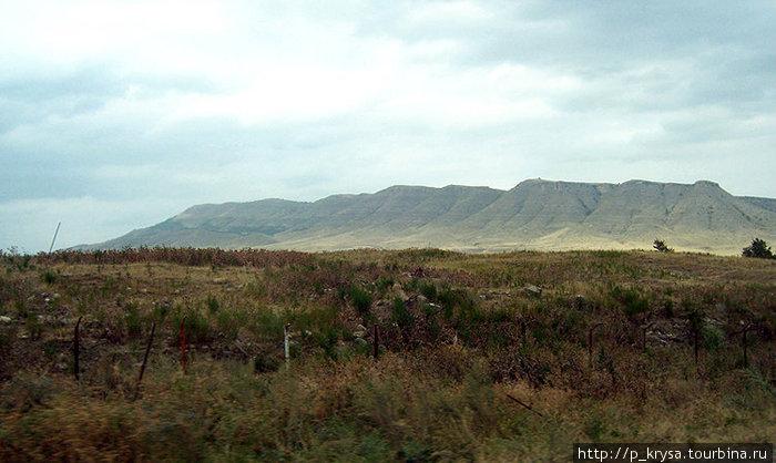 Горы Нагорного Карабаха