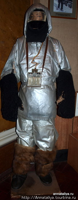 Штормовой костюм и маска с электроподогревом